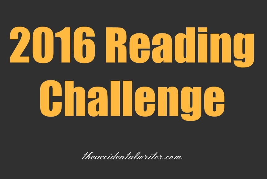 Book Challenge – January
